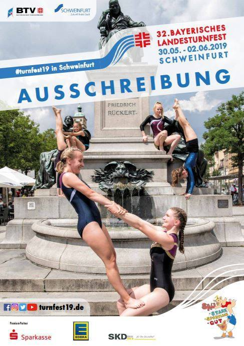 Ab jetzt anmelden: Bayerisches Landesturnfest zu Christi ...